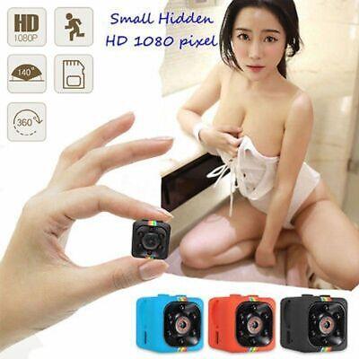 Best Mini Camera HD 1080P Night Vision Camcorder Car DVR Infrared Video