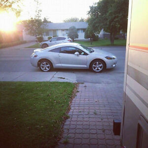 2006 Mitsubishi Eclipse Coupe (2 door)