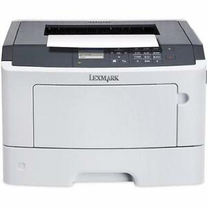 Lexmark MS415dn Mono Laser Printer (MSRP $469.96)