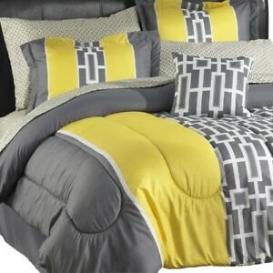 Sophie 8-Pc. Bed Set - Full, New