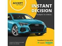 AUDI Q3 2.0 TDI QUATTRO S LINE + CAR FINANCE FROM ZERO DEPOSIT & LOW PAYMENTS