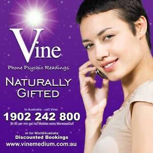 Melbourne Psychic Vine Reading Line - Australia Wide Melbourne CBD Melbourne City Preview