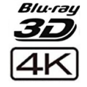 Did You Know That We Rent 3D & 4K Movies?