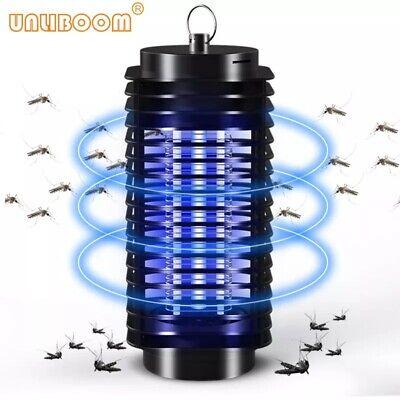 Lampara Antimosquitos Eléctrica, Mata Mosquitos, Luz UV, Trampa para insectos
