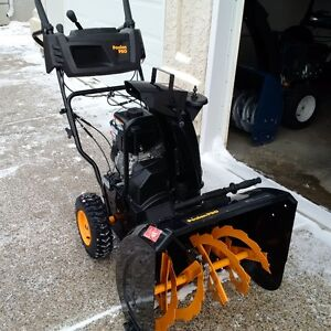 Brand New Poulan Pro 24 in Snowblower
