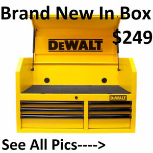 * DeWalt * 36 Inch Tool Chest - Brand New in Box