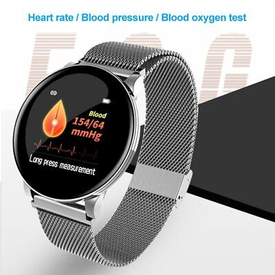 M8 Sport Smart Watch Heart Rate Blood Oxygen Bracelet Fitness Tracker Wristband