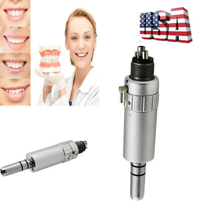 Dental Classic 4-h Connector E-type Air Motor Fit Low Slow Speed Handpiece 4hole