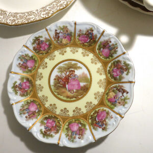 6 Plates Serving Platters European Dishes Floral Christmas Kitchener / Waterloo Kitchener Area image 10