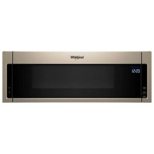Whirlpool Over-The-Range Microwave - 1.1 Cu. Ft. - Sunset Bronze