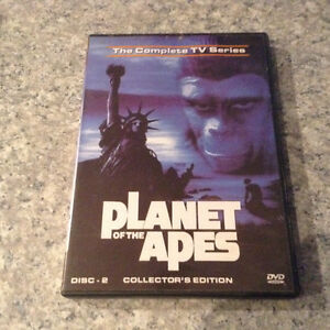 Planet of the Apes the complete tv series disc 2