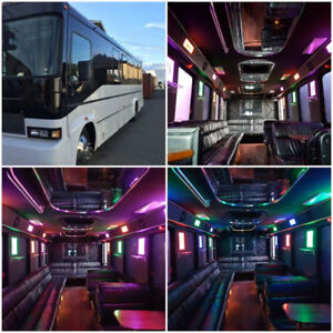 30 Passenger Limo Bus for sale