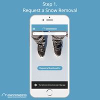 READ BEFORE SIGNING A SNOW REMOVAL CONTRACT - PER-TIME, FREE APP