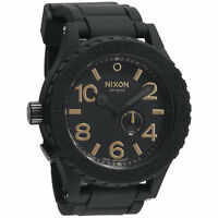 NEUF/NEW NIXON The RUBBER 51-30 WATCH 329$