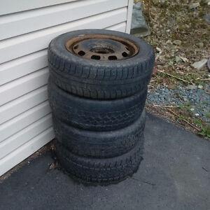 VW 15 inch rims