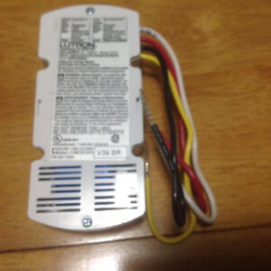 Lutron Single Pole Lighting & Fan Control switch and Module St. John's Newfoundland image 5