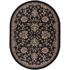 Oval Oriental Area Rug - Brand New In Packaging