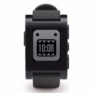PEBBLE WATCH IN BOX!!! $47!! BLUETOOTH!! ANDROID & IOS!!