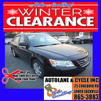 WINTER CLEARANCE ~2010 Hyundai Sonata GL~ HELLO GOODBUY! Bedford Halifax Preview