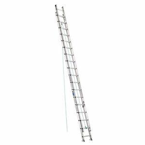 36' Aluminum extension ladder