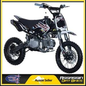 ASSASSIN A6R 140CC YX DIRT BIKE PIT PRO 12/14 ENGINE BIG BORE PIP Taren Point Sutherland Area Preview