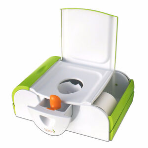 Petit pot et banc Boon / Boon potty trainer and bench