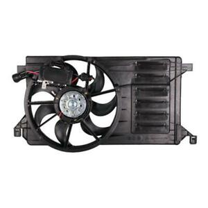 2010-2013 Mazda 3 Radiator Fan Assembly For All Models Except Mazdaspeed