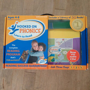 Hooked on Phonics pack