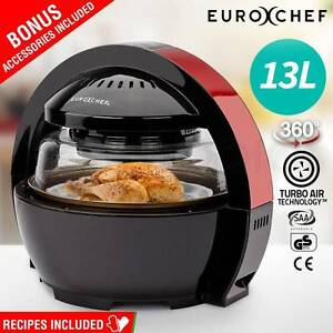 13L Air Fryer - Digital LCD Airfryer Cooker Oil Free Healthy Oven Brisbane City Brisbane North West Preview