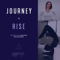 TRANSFORMATIONAL EVENT: JOURNEY TO RISE