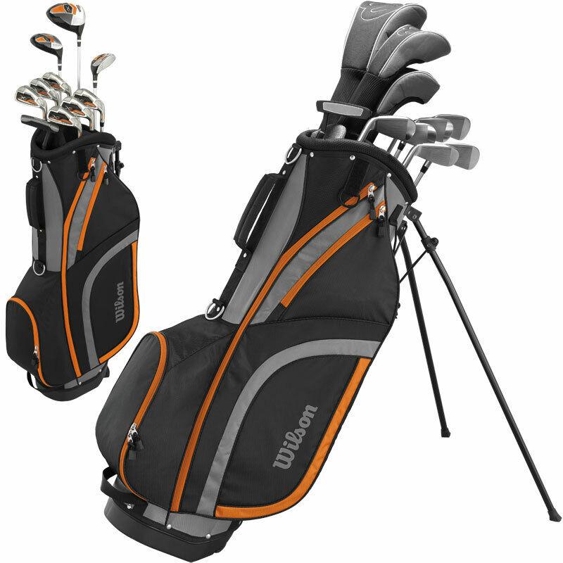 Wilson X-31 Herren Golf Komplettset Graphit Standardlänge UVP 999 €