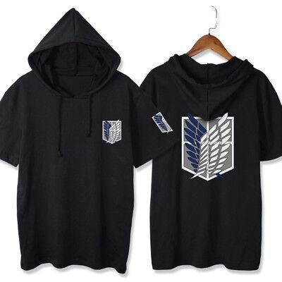 ttack on Titan Kapuzenpulli Kapuzen T-Shirt Hoodie Pullover (Attack On Titan Hoodie)