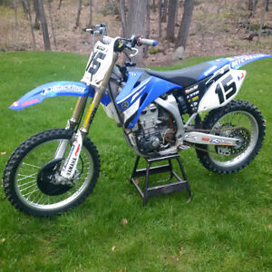 2008 YZ 450F - New Price & New Back Tire!!