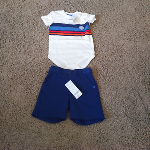 Gymboree toddler boy's outfit 18-24 months