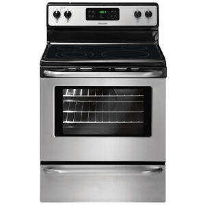 "Brand new Frigidaire 30"" 5.3 Cu. Ft. Self-Clean,Stainless Steel"