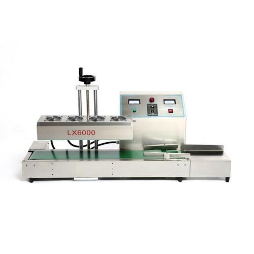 Continuous Sealer Automatic Induction Bottle Sealing Machine Bottle Cap Sealer