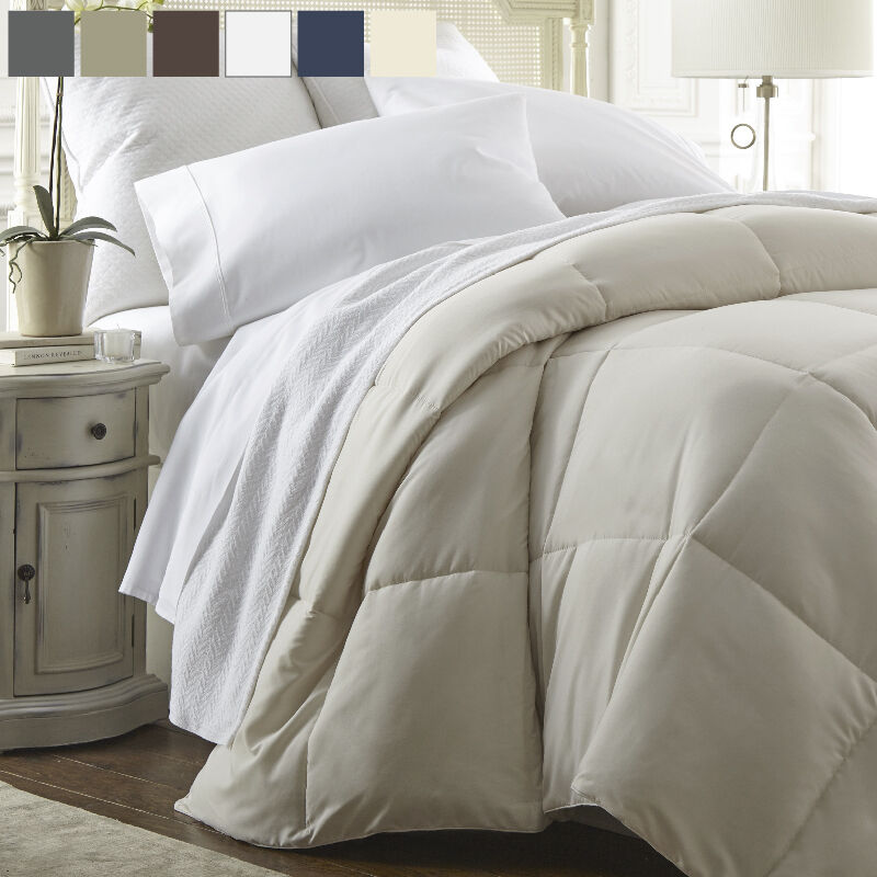 ultra soft premium down alternative comforter