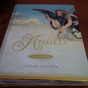 Do You Collect Pop-Up Books: Angels, by Chuck Fischer 2009