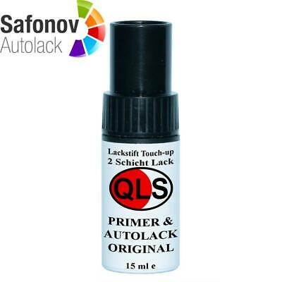 QLS lackstift 2 in 1 15 ml FORD EUROPE 0 CHAMPAGNE MET. 1981-1984 *955500/3