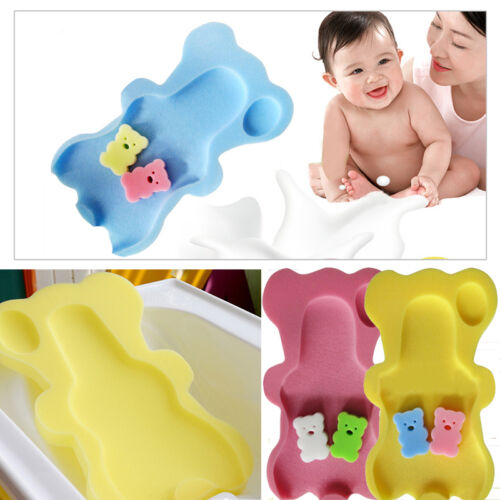 bath sponge support safety aid bathing mat foam non slip. Black Bedroom Furniture Sets. Home Design Ideas