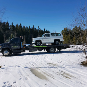 Call Camo Tow Today for your local and long distance Towing