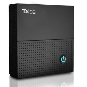 TV Box BPSMedia TX92 3 Go DDR3 RAM 32 Go ROM Bluetooth 4.1