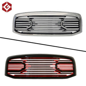 NEW Front Grill / Grille for 2006-08 Dodge Ram 1500/2500/3500