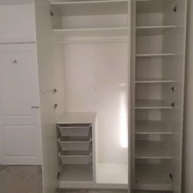 Ikea pax wardrobe as new