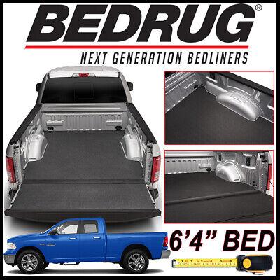 BEDRUG BedTred IMPACT Liner Bed Mat fits 2002-2018 Dodge Ram w/ 6 ft. 4 in. BED