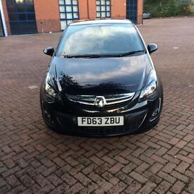 Vauxhall/Opel Corsa 1.3CDTi 16v ( 75ps ) ecoFLEX Limited Edition 2014 63 Reg