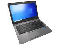 """HP EliteBook 840 14.1"""" HD LAPTOP, FAST CORE i5 2x 2.70GHz, 8GB, 180SSD, WIFI, WEBCAM, BLUETOOTH"""