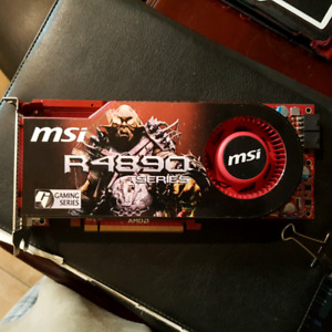 AMD R4890 Gaming series