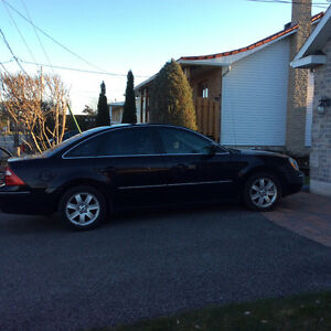 2005 Ford Five Hundred SEL Berline