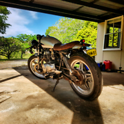 Honda CB250 Moorland Greater Taree Area Preview